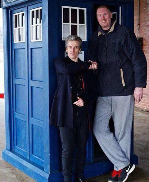 RIP Neil Fingleton – The 7'8″ Doctor Who & Game Of Thrones Actor