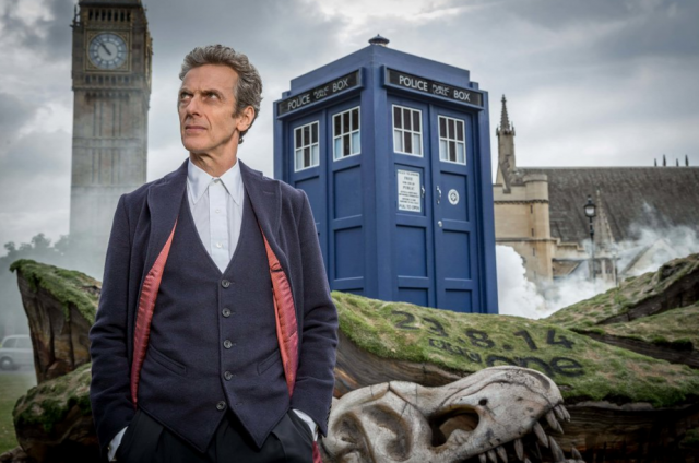 Peter Capaldi to leave Doctor Who - New Who coming!