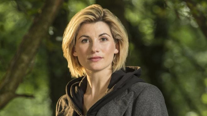 Meet the 13th Doctor!