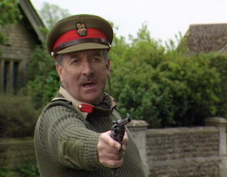 Remembering Nicholas Courtney 1929 - 2011