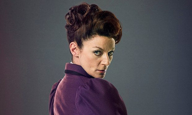 Michelle Gomez really wants her own Doctor Who spin-off called Missy Who
