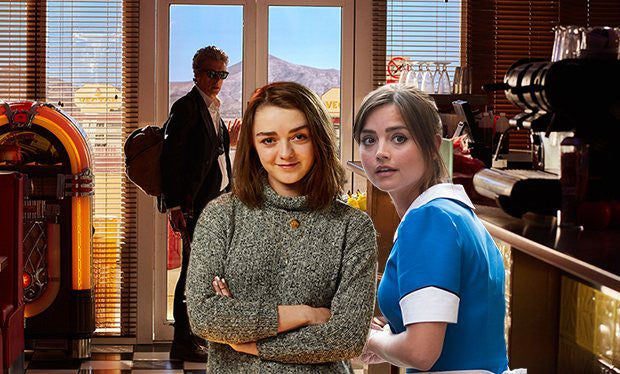 Should Clara and Me have their own Doctor Who spin-off series?