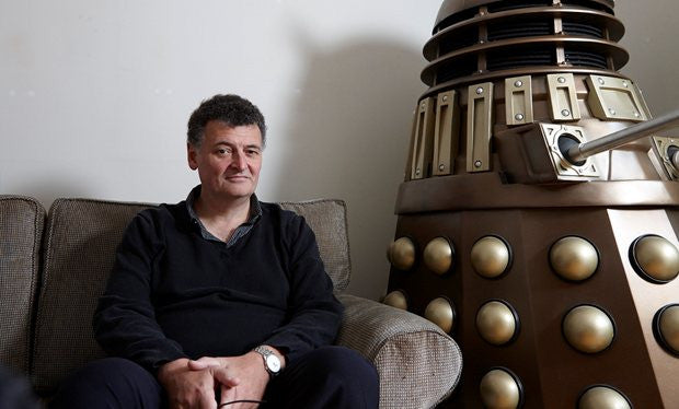 Steven Moffat talks ratings, misogyny, casting Missy, Ashildr's end game, the next companion and leaving Doctor Who