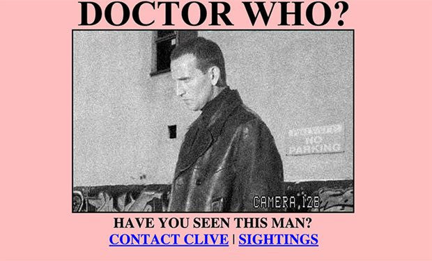 The Who is Doctor Who? conspiracy website still exists and features updates from Mickey Smith