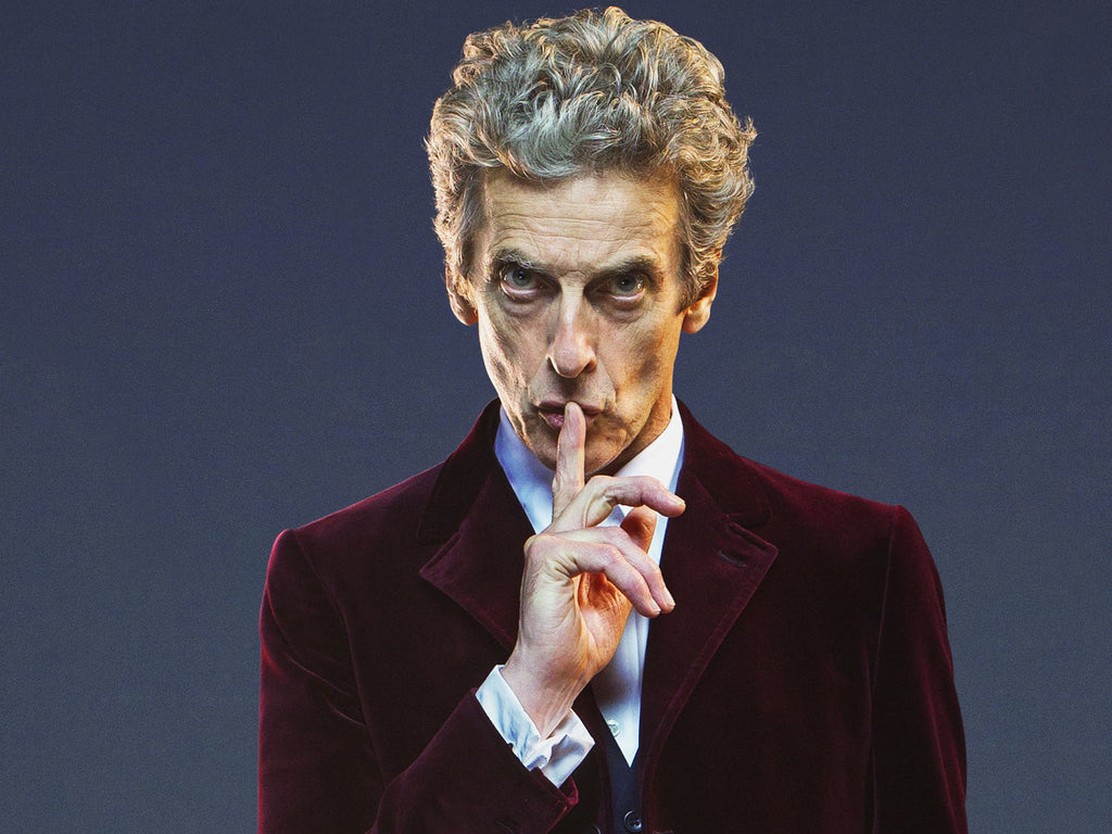 Talking 'Doctor Who' with Peter Capaldi: 'I'm a bit of an imposter'