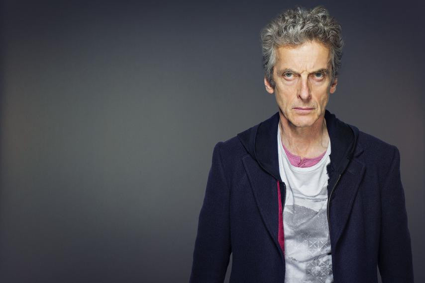 Peter Capaldi on diversity and Dr Who: