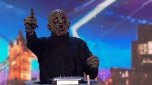 The Deep Space Deviants Dr Who Singing Davros
