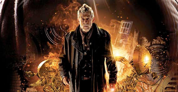 Sir John Hurt, Oscar-Nominated Star our war Doctor, Dies at 77