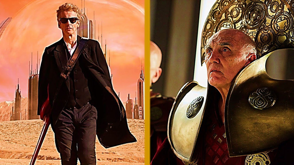 Introduction to Hell Bent - Doctor Who: Series 9 Episode 12 (2015) - BBC