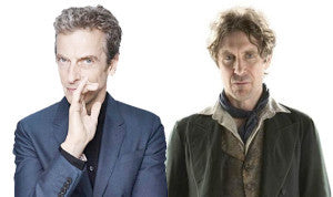 McGann Thinks Capaldi Could Be Best Doctor Yet