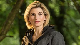 Jodie Whittaker reveals how she feels about becoming the 13th Doctor - BBC News