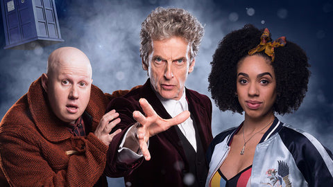 Doctor Who season 10  - crib notes!