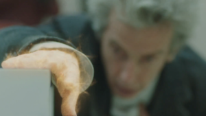 Capaldi drops hint that this regeneration  might be a little different.