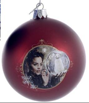 Clara ornament - Doctor Who - Wibbly Wobbly Timey Wimey