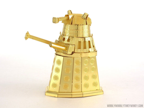 Doctor Who DALEK Metal Earth Model Kit - Doctor Who - Wibbly Wobbly Timey Wimey