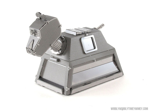 Doctor Who K9 Metal Earth Model Kit-Metal Earth-WibblyWobblyTimeyWimey.com
