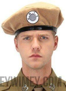 Doctor who unit classic beret - Doctor Who - Wibbly Wobbly Timey Wimey