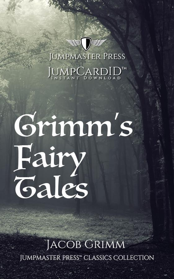Grimms Fairytales  Jumpcard ID - Doctor Who - Wibbly Wobbly Timey Wimey
