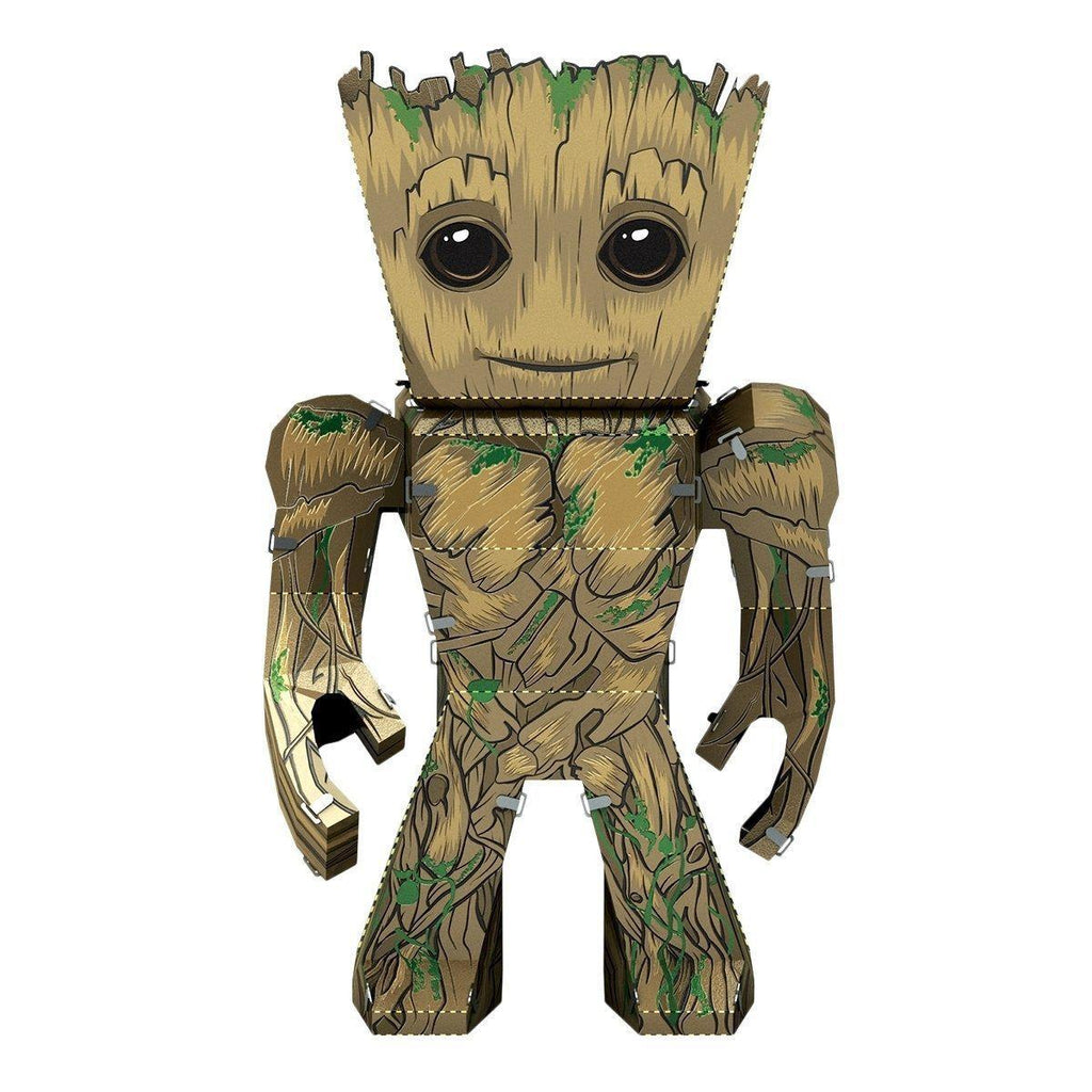 Groot - Doctor Who - Wibbly Wobbly Timey Wimey