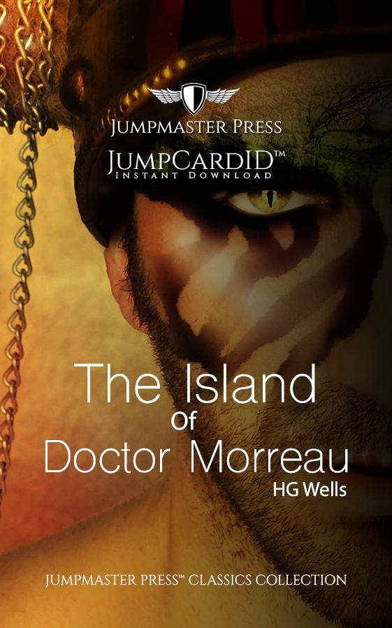 Island of Dr. Morreau     Jumpcard ID - Doctor Who - Wibbly Wobbly Timey Wimey