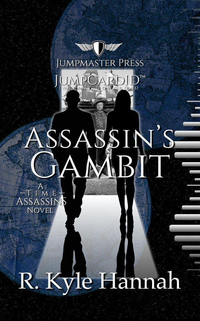 JumpMaster Press - Assassins Gambit Jump Card ID - Doctor Who - Wibbly Wobbly Timey Wimey