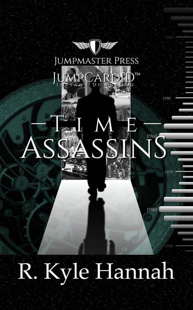 JumpMaster Press - Time Assassins (Volume 1) Jump Card ID - Doctor Who - Wibbly Wobbly Timey Wimey