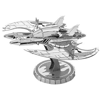 Metal Earth 3D Batman 1989 Batwing - Doctor Who - Wibbly Wobbly Timey Wimey