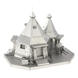 Metal Earth 3D Hagrid's Hut Harry Potter - Doctor Who - Wibbly Wobbly Timey Wimey