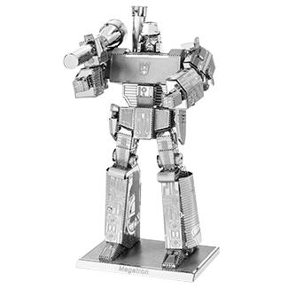 Metal Earth 3D Megatron Transformers - Doctor Who - Wibbly Wobbly Timey Wimey