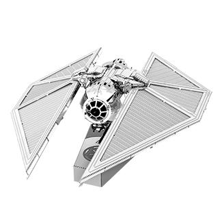 Metal Earth 3D TIE STRIKER Star Wars - Doctor Who - Wibbly Wobbly Timey Wimey