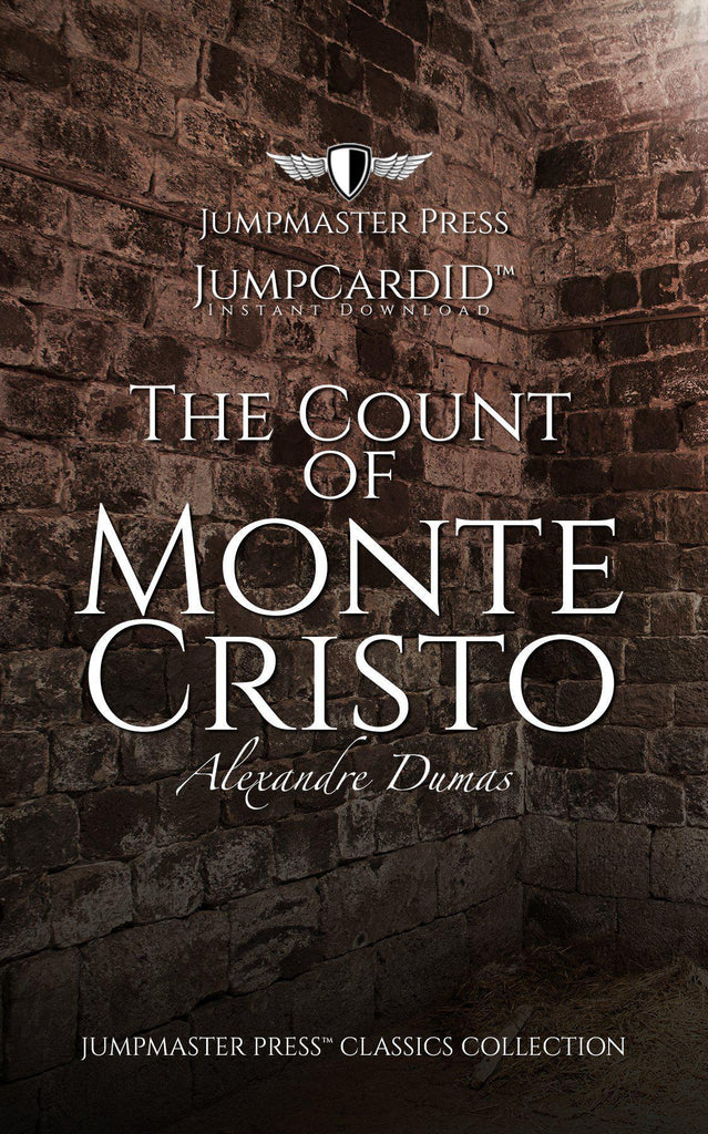 The Count of Monte Cristo     Jumpcard ID - Doctor Who - Wibbly Wobbly Timey Wimey