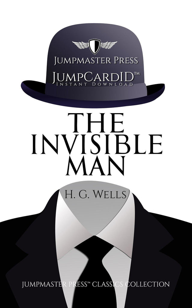 The Invisible Man  Jumpcard ID - Doctor Who - Wibbly Wobbly Timey Wimey