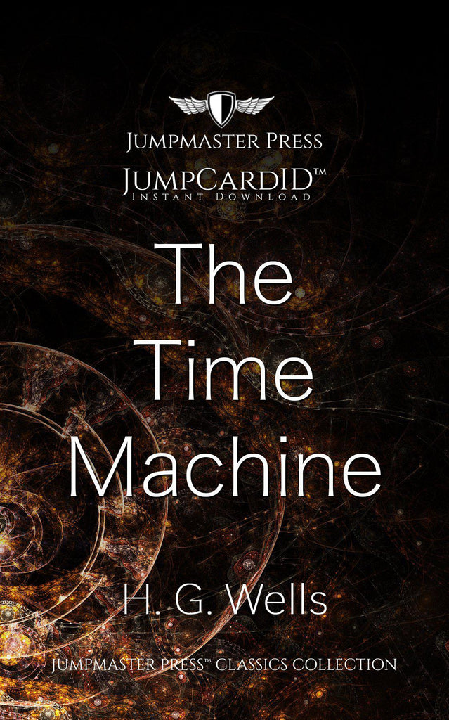 Time Machine   Jumpcard ID - Doctor Who - Wibbly Wobbly Timey Wimey