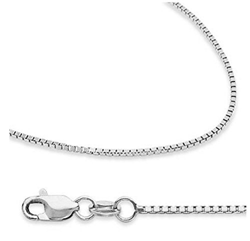 Necklace Chain - White Gold