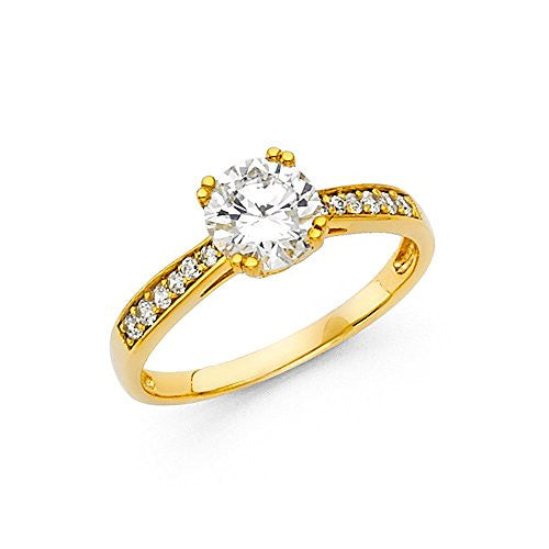 Engagement Ring - 14K