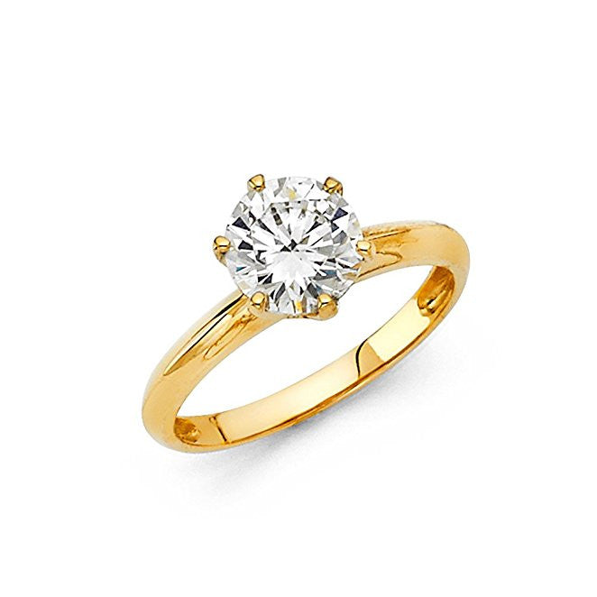 Engagement -Ring- 2.5mm