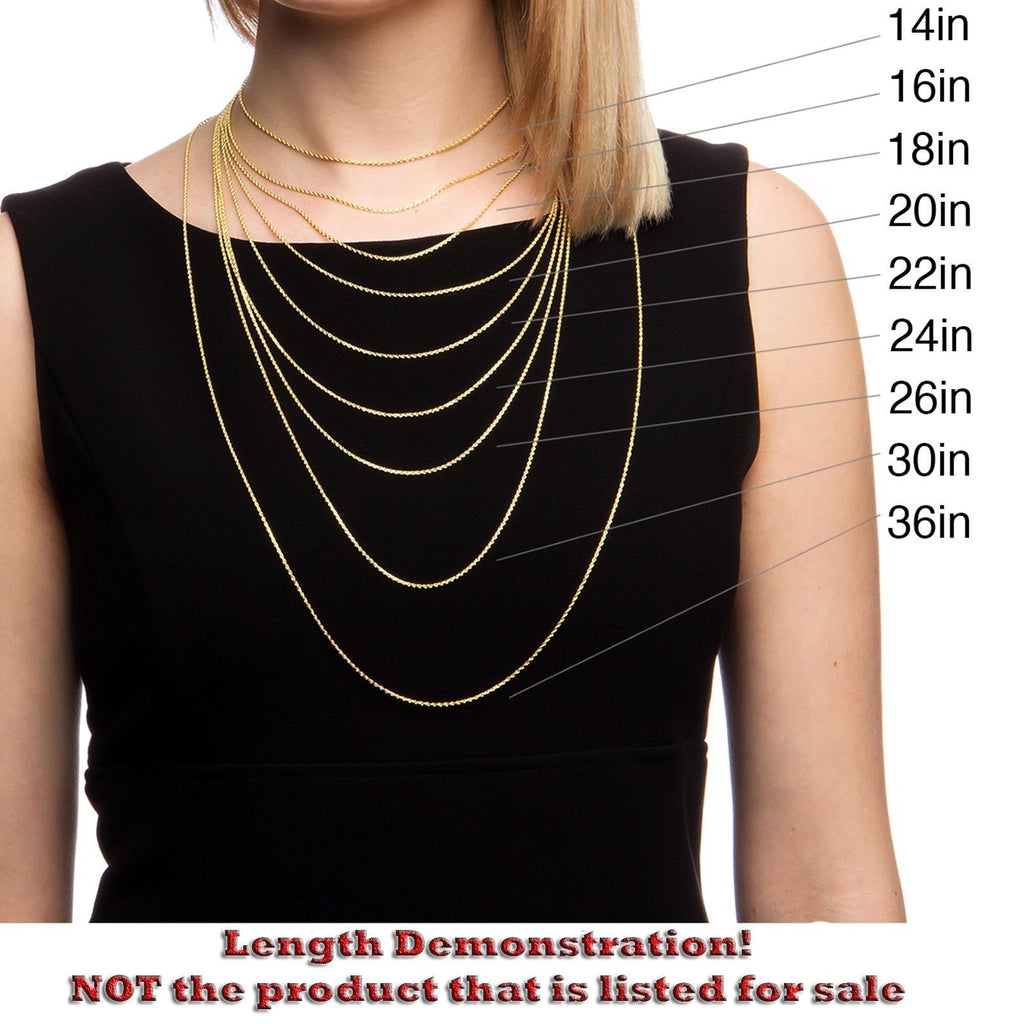 Gold chain 10k yellow singapore pendant chain necklace 1 for How can i tell if my jewelry is real gold
