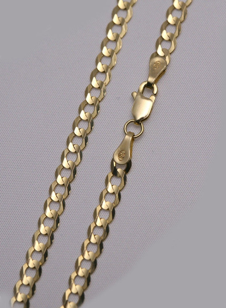 CHAIN NECKLACE - SOLID GOLD