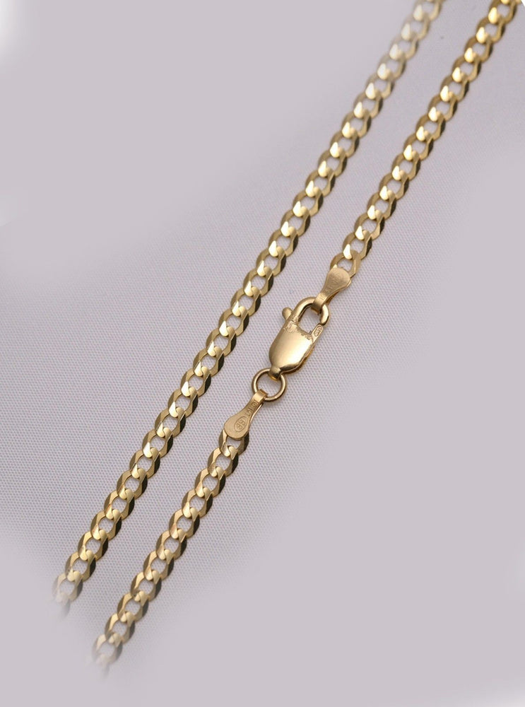 CHAIN NECKLACE - CUBAN LINK
