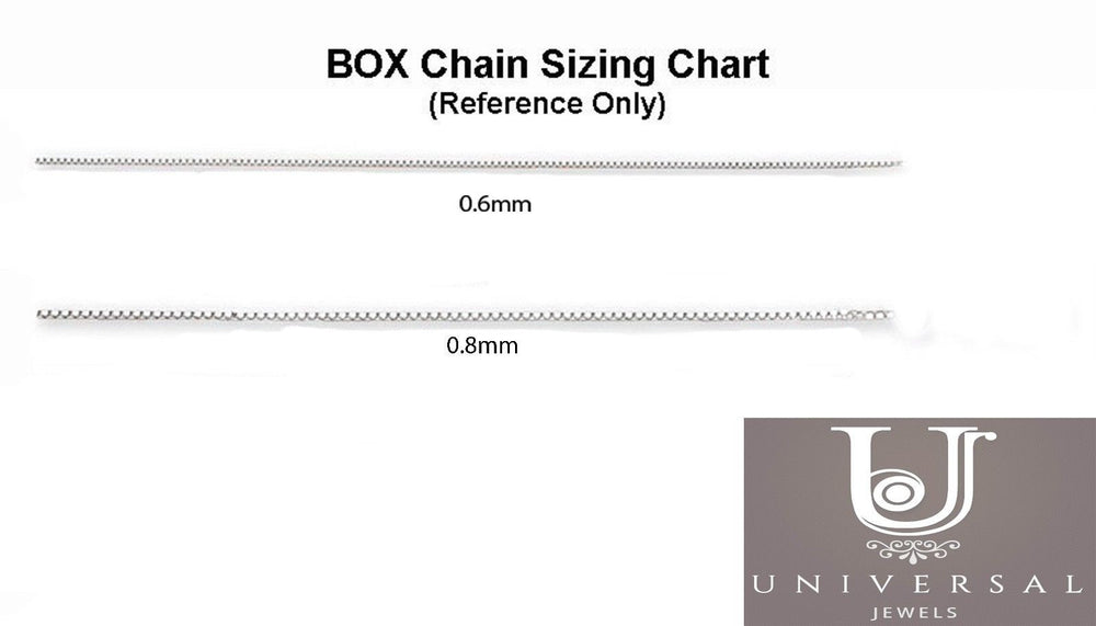 Chain Necklace Box - Women
