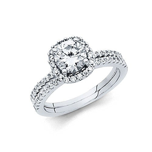 Engagement Ring - Round