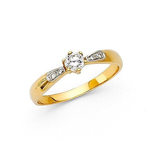 new-14k-round-center-round-side-stone-0-35ct-yellow-gold-wedding-brand-engagement-ring-3-1mm