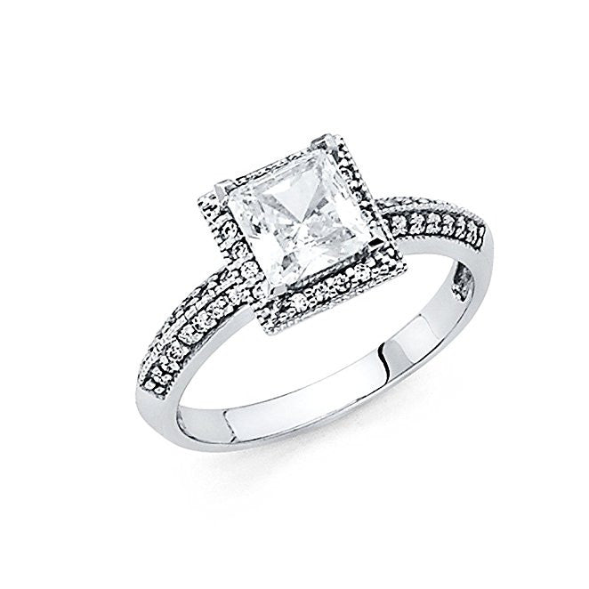 Engagement Ring - 1.25ct