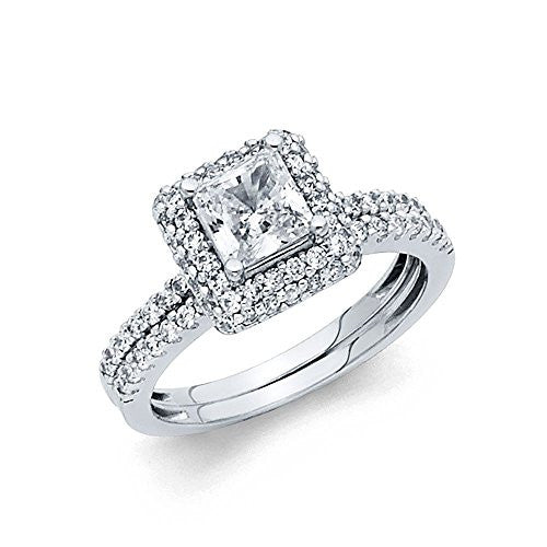 Engagement Rings - 14K