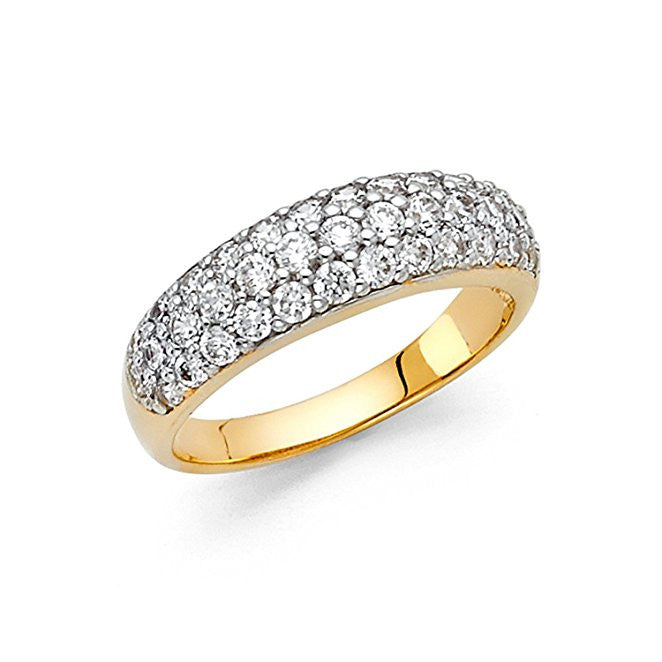 Wedding Bands-14K