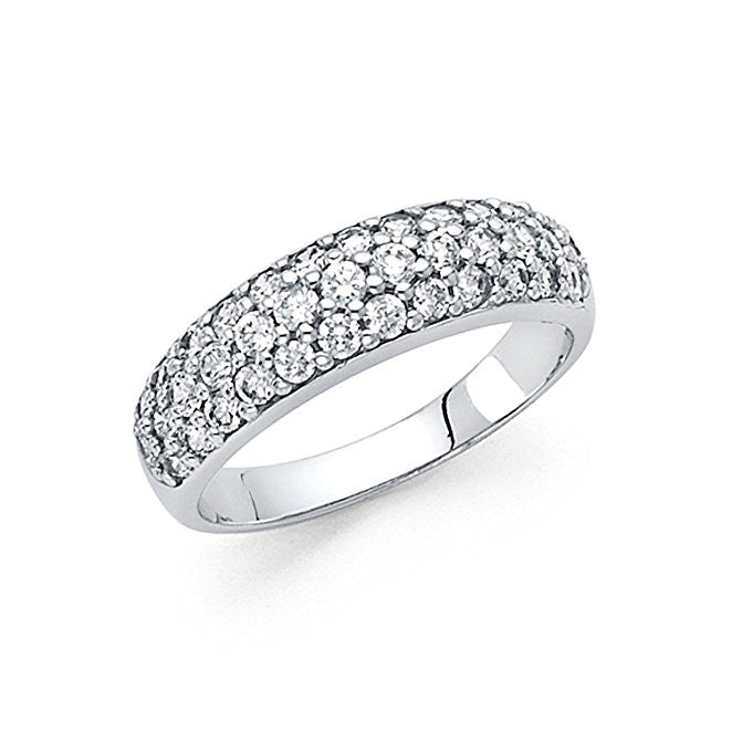 Wedding Brand Ring - Round