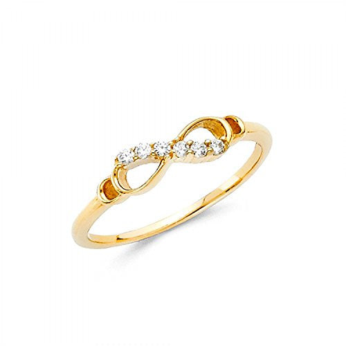 14K Yellow Gold-14K