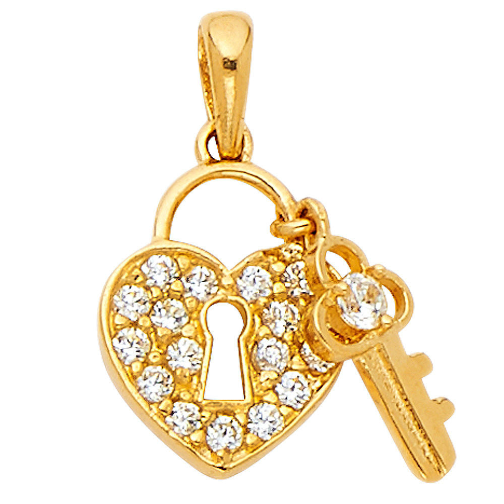 Diamond Pendant - Dangle