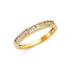 2mm-14k-Solid-Yellow-Gold-Princess-Cut-Channel-Invisible-Set-Wedding-Band-Ring-(0.75-cttw.)