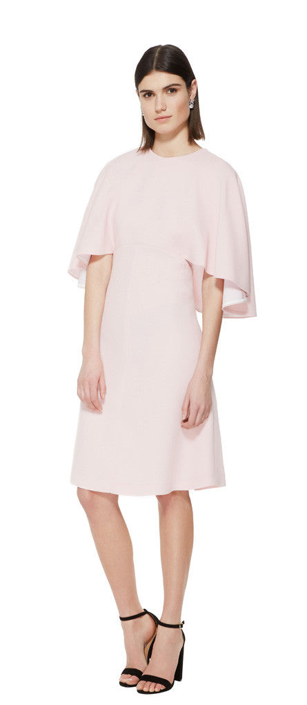 editions de robes SS16 collection cocktail fanny pink dress